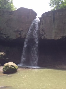 waterfall bottom - 1