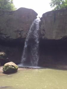 waterfall bottom - 1